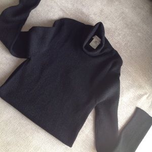 New Celine Wool holiday sweater top M turtleneck